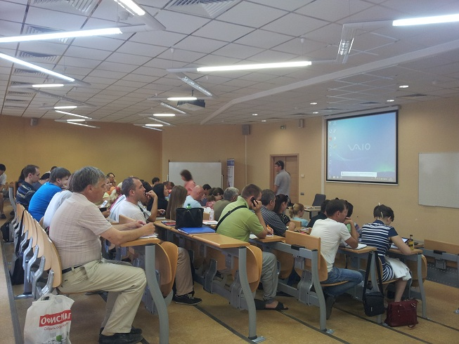 семинар Продвинутый курс SEO от CyberMarketing
